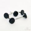 Pointes à tête noire pour tricotins